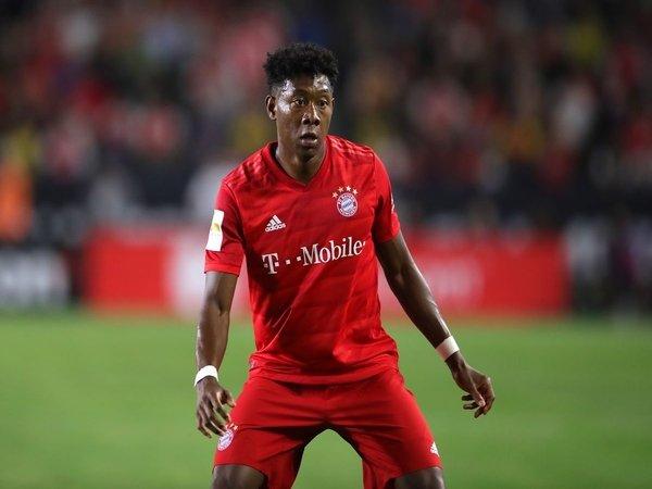David Alaba Buka Peluang Hijrah dari Bayern Muenchen Tahun Depan