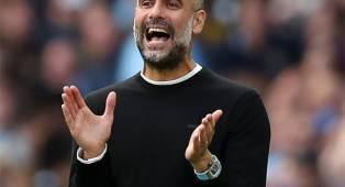 Diimbangi Tottenham, Guardiola Tetap Puji Penampilan City