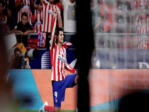 Diwarnai Dua Kartu Merah, Atletico Sukses Kalahkan Getafe 1-0