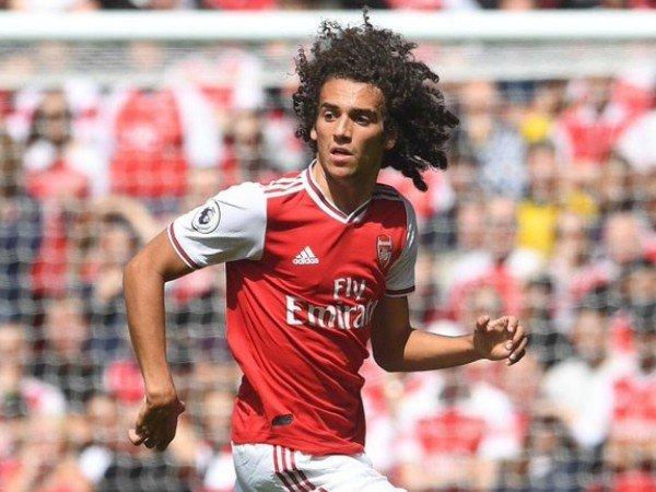 Guendouzi Anggap Dua Pemain Arsenal Ini sebagai Kakaknya