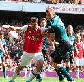Bek Arsenal Anggap Burnley Lawan yang Lebih Berat Dibanding Liverpool
