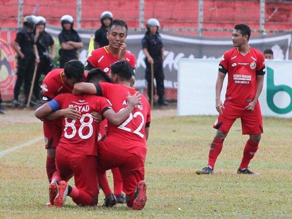 Kemenangan Perdana Jadi Modal Semen Padang FC Kala Menjamu Persela