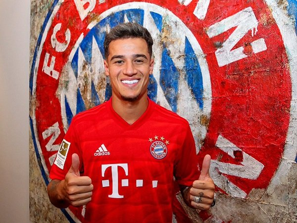 Liverpool Dapat Keuntungan dari Peminjaman Coutinho ke Bayern Munich