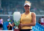 Madison Keys Kantongi Gelar Di Cincinnati