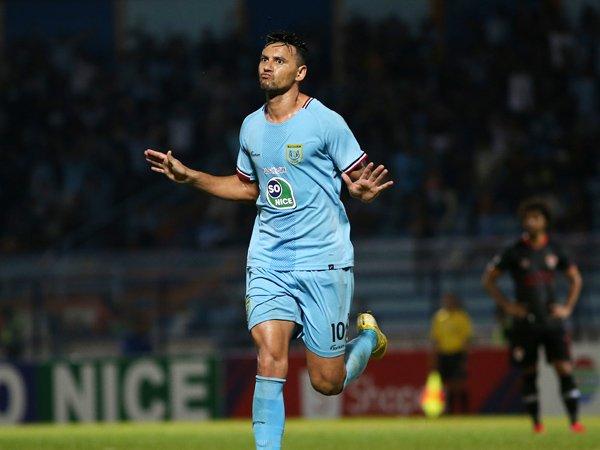 Semen Padang FC Waspadai Top Skor Liga 1