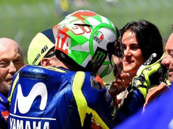 Temukan Wanita yang Tepat, Rossi Ingin Punya Anak dari Francesca