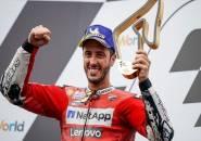 Dovizioso Senang Ducati Bisa Lanjutkan Tren Positif di GP Austria Lalu