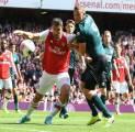 Kata Sokratis, Lebih Mudah Mengawal Striker Liverpool Ketimbang Burnley