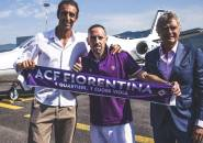 Franck Ribery Resmi Gabung Fiorentina