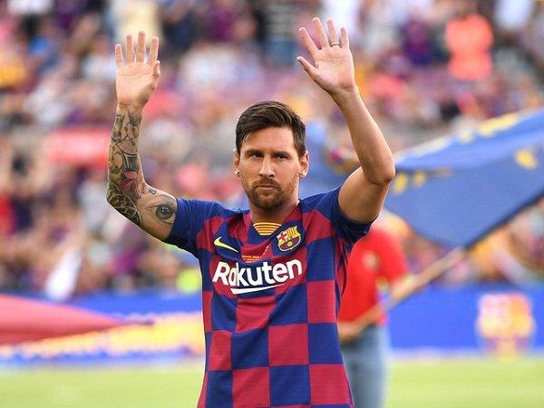 Lionel Messi Masih Belum Ikut Berlatih dengan Barcelona