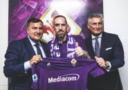 Luca Toni Bantu Yakinkan Ribery untuk Gabung Fiorentina