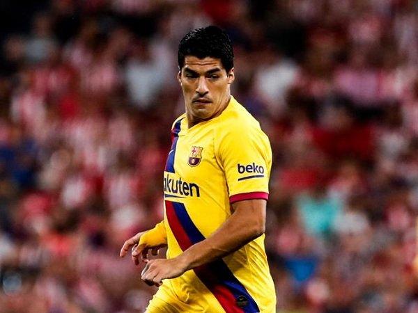 Luis Suarez Masuk Dalam Pembahasan Transfer Juventus dan Barcelona