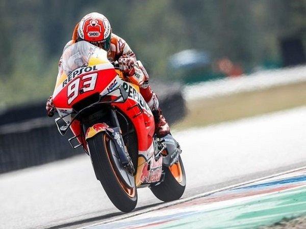 Meski Kurang Cocok Dengan Silverstone, Marquez Tetap Pede Jalani Balapan