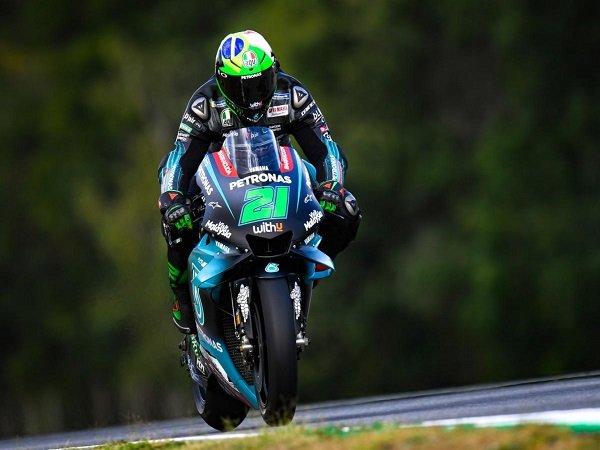 Morbidelli Optimistis Tatap Balapan di GP Inggris