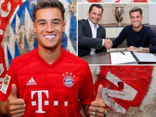 Sebelum Gabung Bayern Munich, Coutinho Sempat Ingin Kembali ke Liverpool