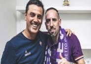 Montella Antusias Latih Ribery di Fiorentina