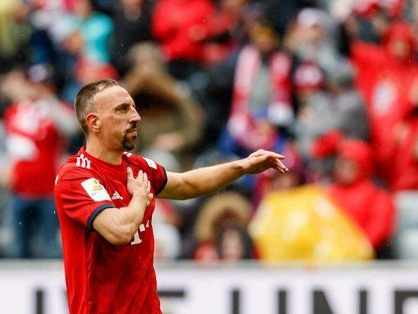 Ribery Beberkan Alasan Gabung Fiorentina Usai Tinggalkan Bayern