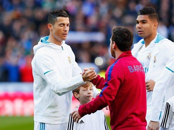 Ronaldo Klaim Messi Bikin Dirinya Jadi Lebih Hebat