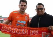 Borneo FC Datangkan Pemain Bertahan Asal Uruguay, Jan Lammers Dilepas
