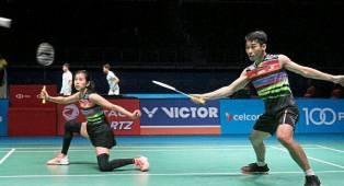 Ganda Campuran Malaysia Temui Lawan Berat di Perempat Final Kejuaraan Dunia