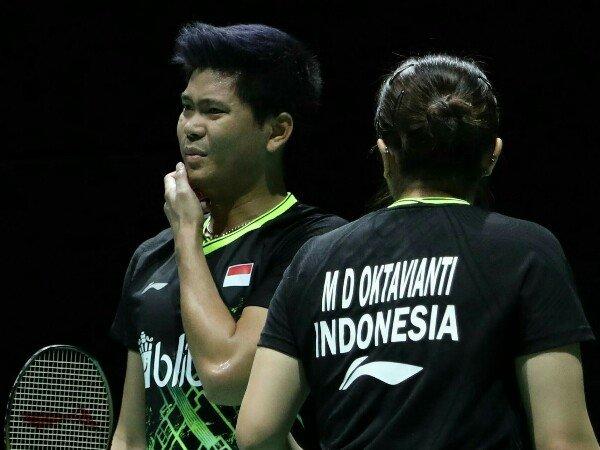 Kejuaraan Dunia 2019: Ganda Campuran Indonesia Tanpa Wakil di Perempat Final