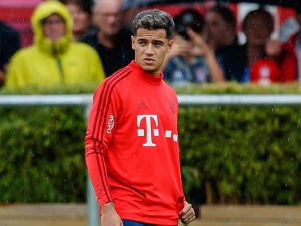 Klopp Doakan Coutinho Sukses di Bayern Munich