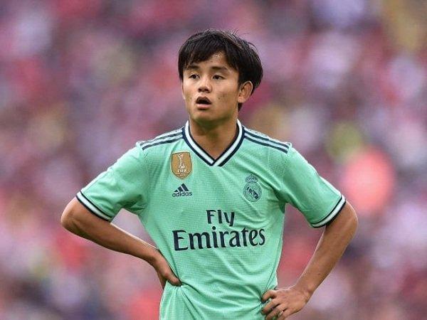 Real Mallorca Resmi Pinjam Takefusa Kubo dari Real Madrid