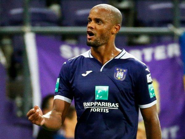 Tak Lagi Jadi Manajer, Kompany Fokus Bermain Bagi Anderlecht
