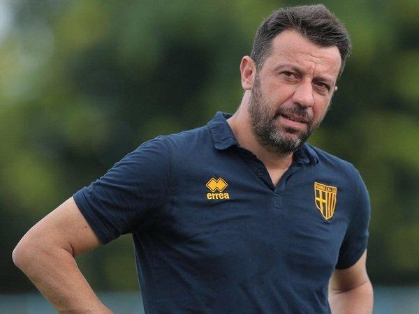 D'Aversa Minta Parma Kerahkan Lebih dari 100 Persen Kemampuan untuk Hadapi Juventus