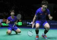 Kandaskan Juara Olimpiade, Du Yue/Li Yin Hui Tembus Semifinal Kejuaraan Dunia 2019