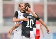 Dybala Tak Dimainkan dan Permainan Juventus Tak Berubah, Ini Kata Chiellini