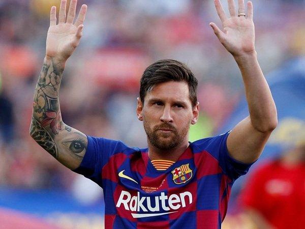 Pelatih Betis Harapkan Messi Alami Flu Sebelum Barcelona Berlaga