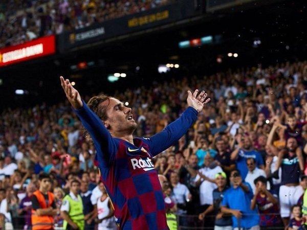 Jadi Bintang Barcelona, Griezmann Terinspirasi dari Messi dan LeBron