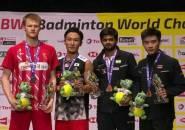 Kejuaraan Dunia 2019: Kalahkan Antonsen, Kento Momota Pertahankan Gelar