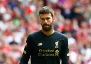 Pelatih Kiper Liverpool Beri Kabar Terbaru Cedera Alisson