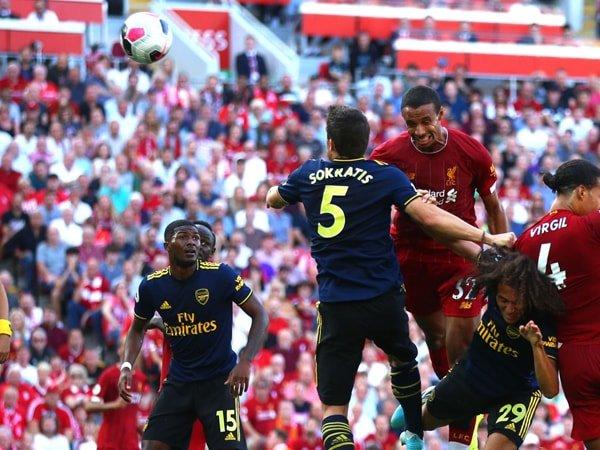 Liverpool Jadi Tim dengan Gol Sundulan Terbanyak di Liga Premier
