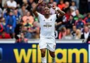 Werder Bremen Tertarik Pinjam Andre Ayew dari Swansea City