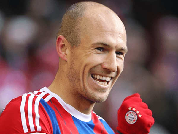 Arjen Robben Tak Tampik Kemungkinan untuk Kembali Bermain
