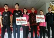 Juara Dunia, Ahsan/Hendra Diguyur Bonus Ratusan Juta oleh Kemenpora
