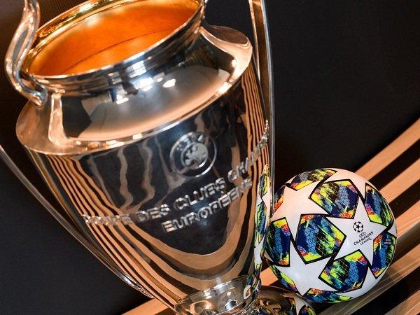 Hasil Undian Babak Penyisihan Grup Liga Champions Musim 2019/2020