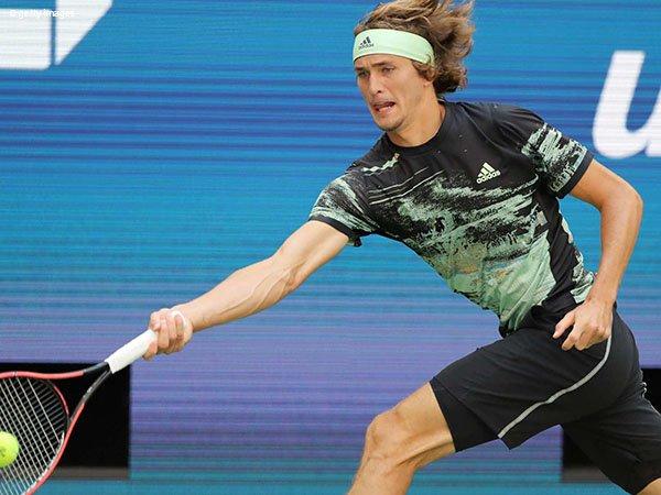 Hasil US Open: Alexander Zverev Butuh Lima Set Demi Kandaskan Frances Tiafoe