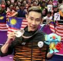 Lee Chong Wei Meminta Rakyat Malaysia Jaga Perdamaian dan Persatuan