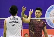 Lin Dan Hadapi Kento Momota di Babak Pertama China Open 2019