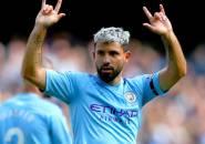 Cetak Dua Gol ke Gawang Brighton, Aguero Dapat Pujian dari Guardiola