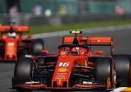 Jadwal Lengkap F1 GP Italia 2019