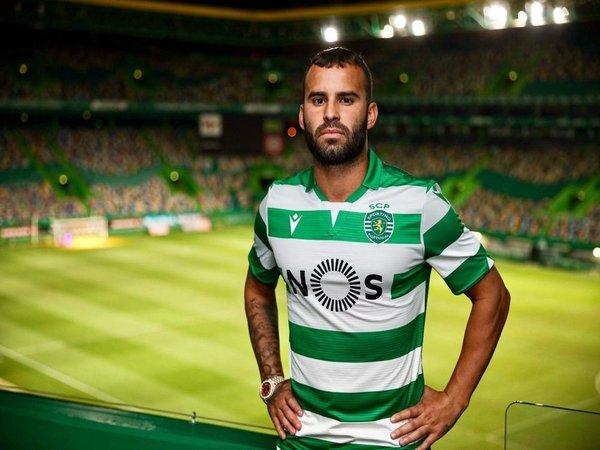 Sporting Lisbon Resmi Pinjam Jese Rodriguez dari PSG