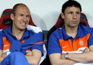 Arjen Robben Sebut Mark van Bommel Layak Latih Bayern Munich