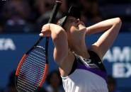 Hasil US Open: Johanna Konta Gigit Jari, Elina Svitolina Tembus Semifinal