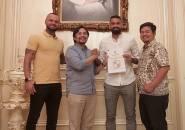 Eks Penyerang Perseru BLFC Lengkapi Kuota Pemain Asing Barito Putera