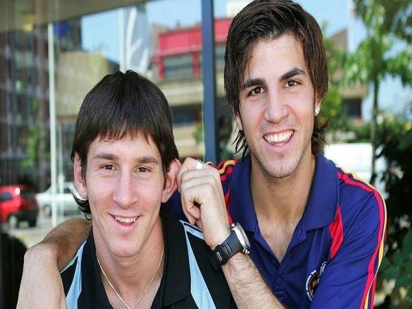Fabregas: Mustahil Akan Ada Messi Baru di Masa Depan